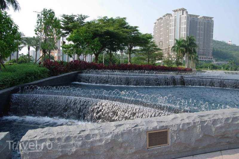 Макао - место встречи разных культур / Макао (Аомынь)