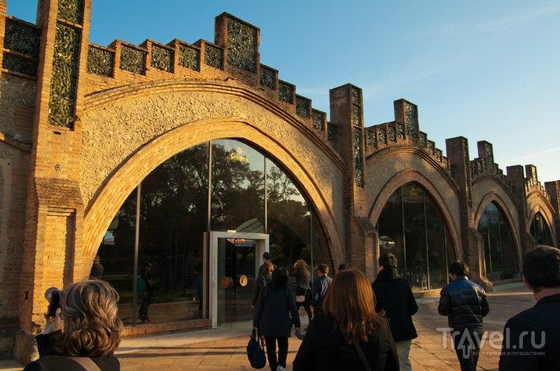 Поэма о каве и лихом экскурсоводе / Испания