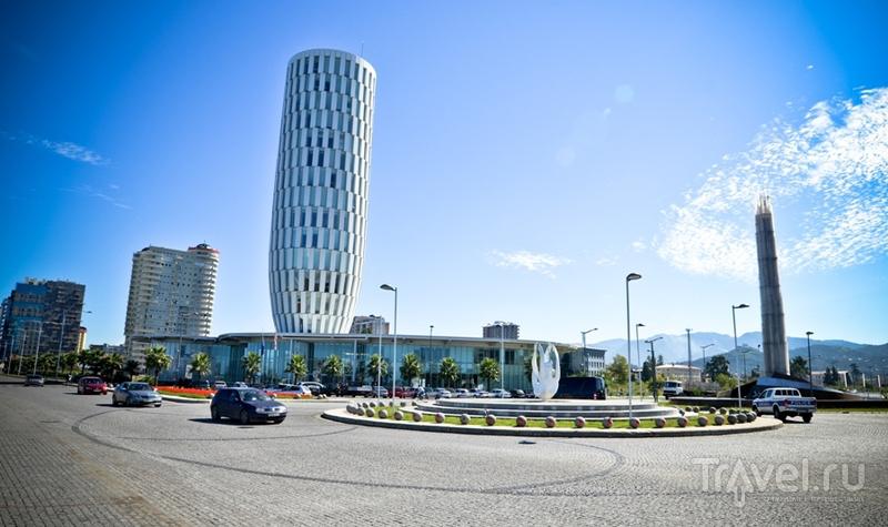 В городе Батуми, Грузия / Фото из Грузии