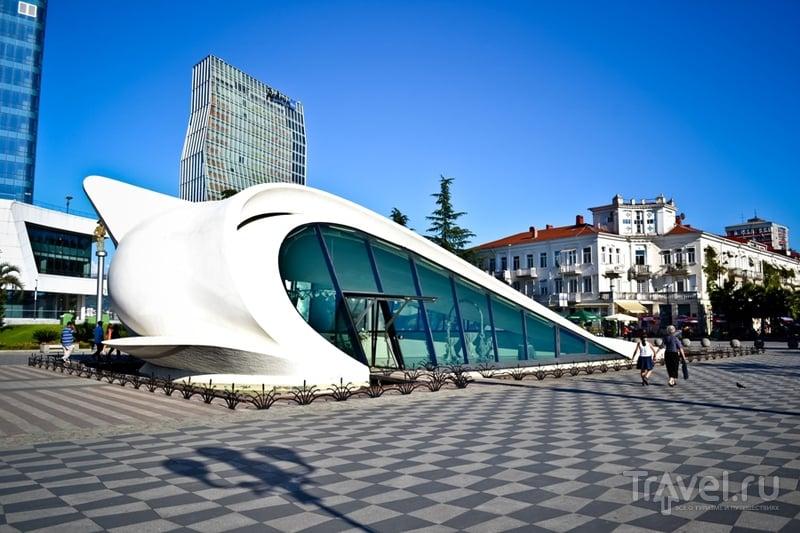 Невероятная архитектура курортного Батуми / Фото из Грузии