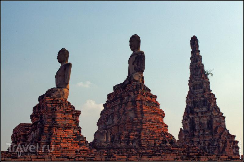 Однако мотивы буддизма, конечно, преобладают / Фото из Таиланда