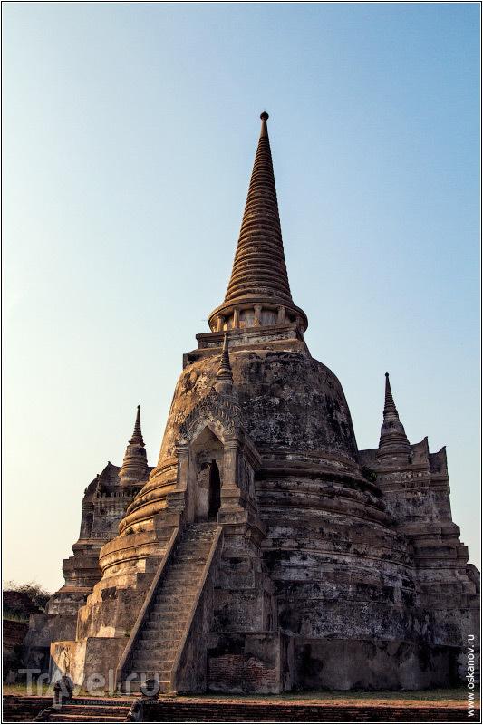 Сложно представить, что всё это делалось без компьютеров и точных чертежей / Фото из Таиланда