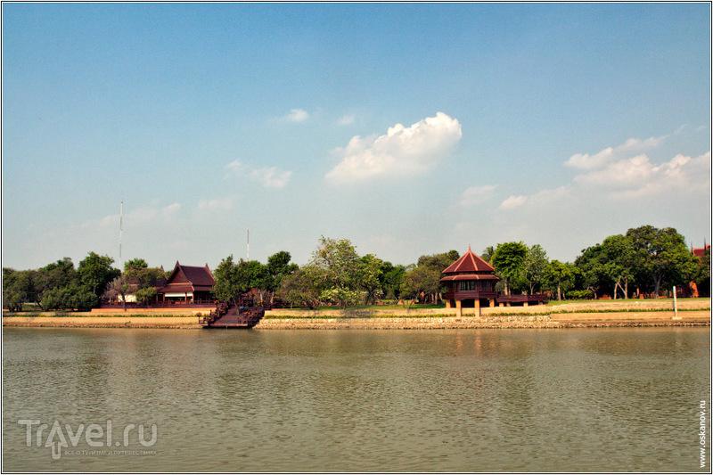 Королевская резиденция, как нам сказал гид / Фото из Таиланда