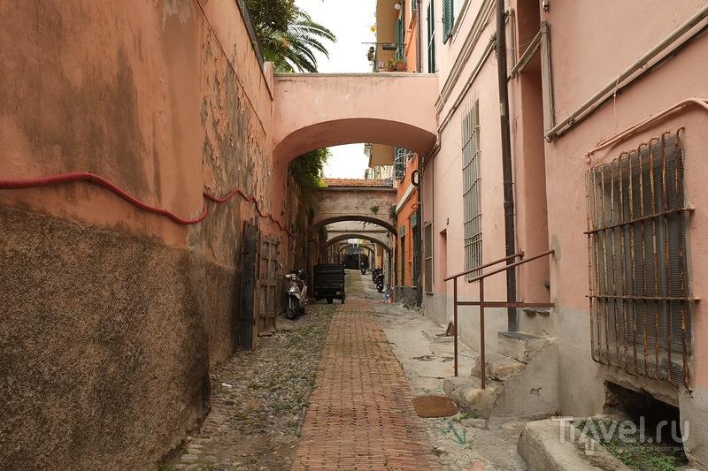 Вентимилья - город, застрявший в средневековье / Италия