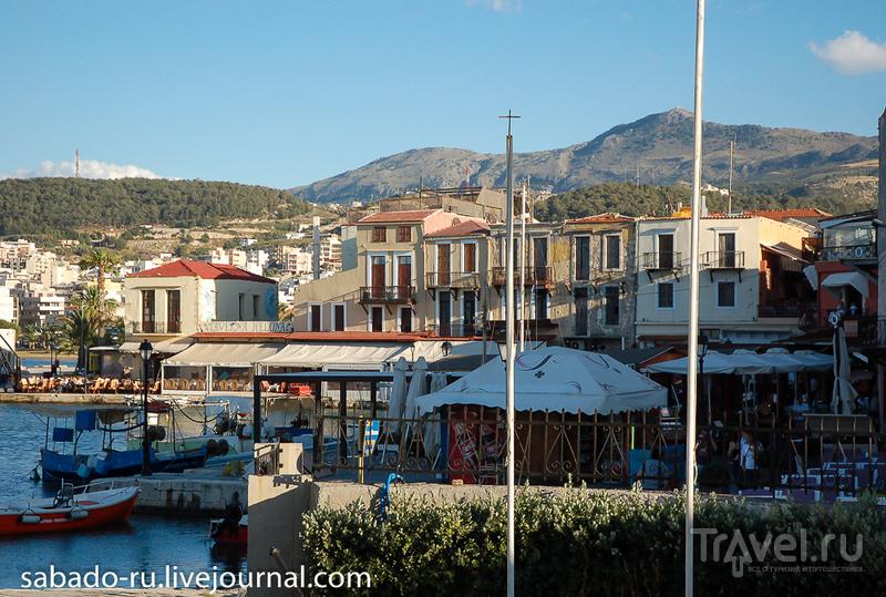 Ретимно Крит Греция / Греция
