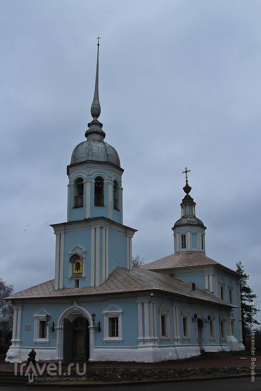 Церковь Александра Невского в Вологде, Россия / Фото из России