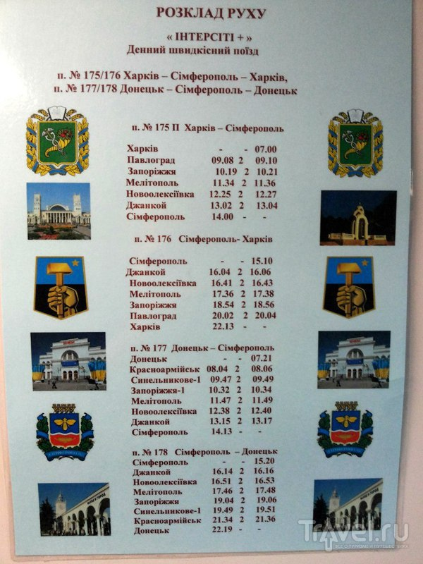 "Про ""туда и обратно"". РЖД и ЮЖД / Россия"