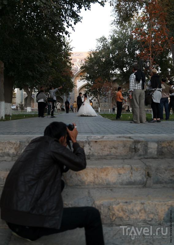 Страна белых Шевроле. Бухара / Узбекистан