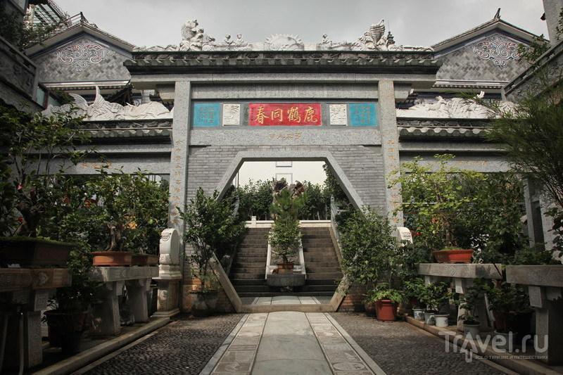 Китай, Дали / Фото из Китая