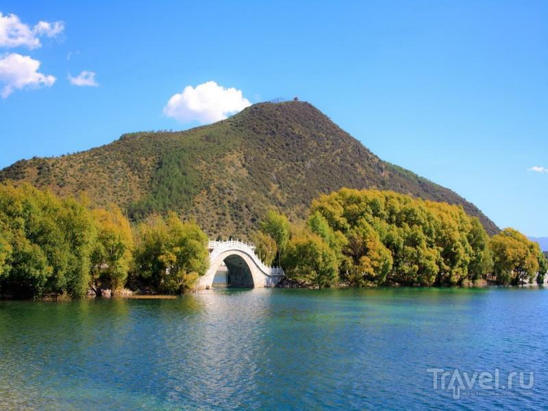 Elefant Hill в Лицзяне, Китай / Фото из Китая
