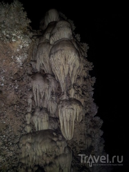 Carlsbad Caverns National Park, New Mexico / США