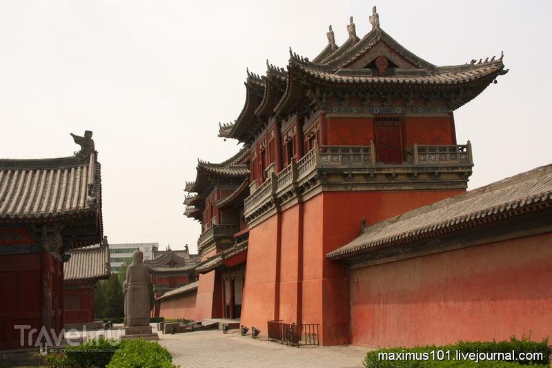 Китайские гробницы эпохи Сун / Китай