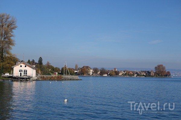 Алламан - самый маленький город в Швейцарии / Швейцария