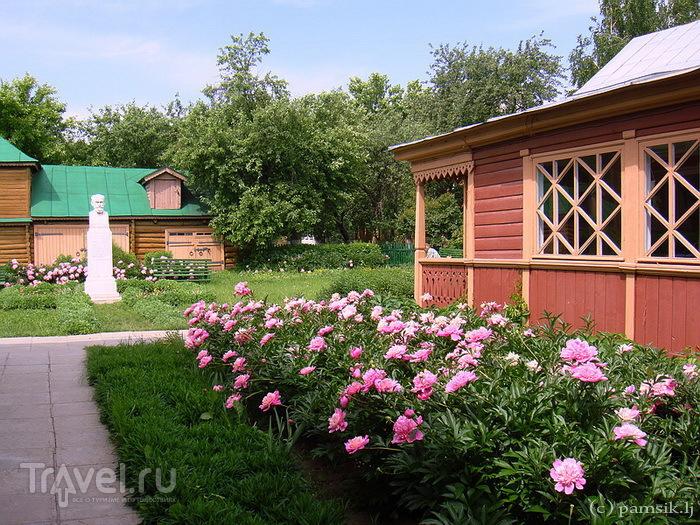 Рязань. Дом-музей Ивана Павлова / Россия