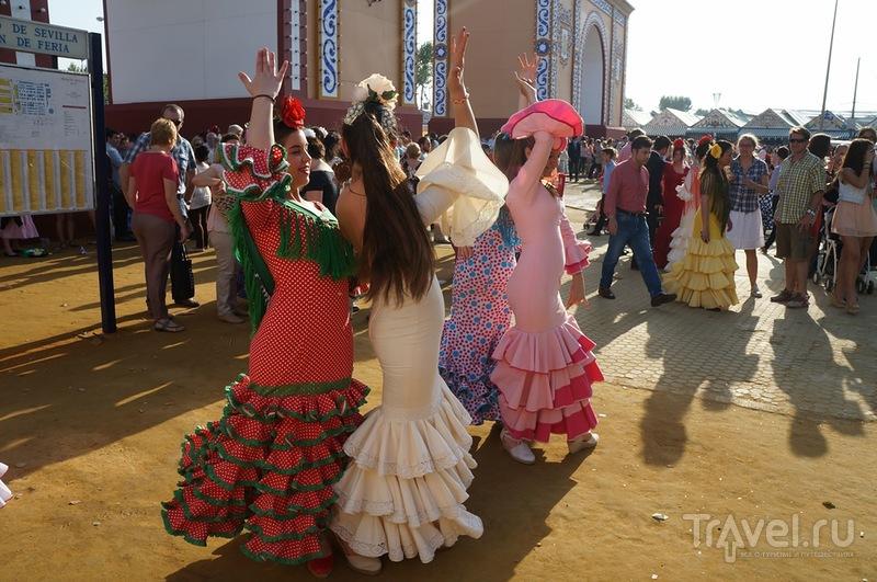Севилья: апрельская ярмарка / Feria de Abril 2013 / Испания