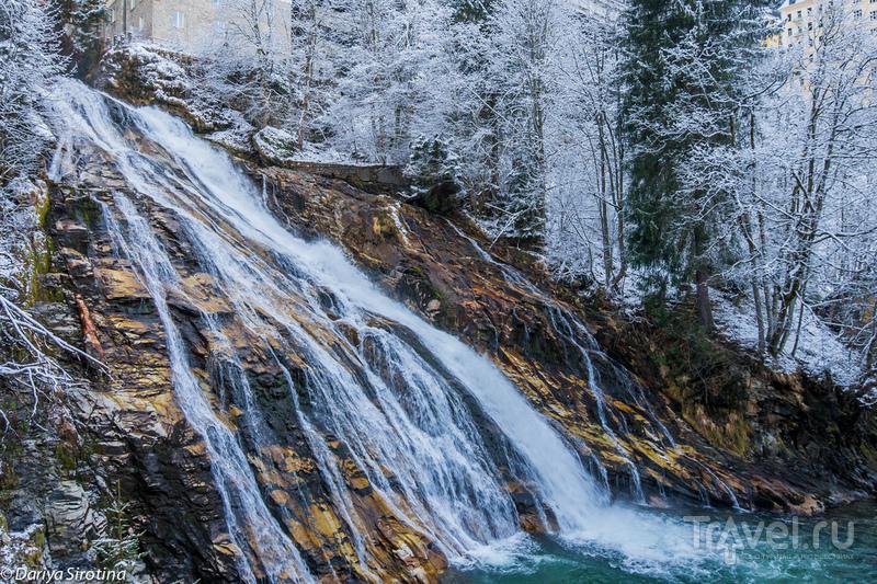 Зимняя сказка в австрийском Бад Гаштайне / Фото из Австрии