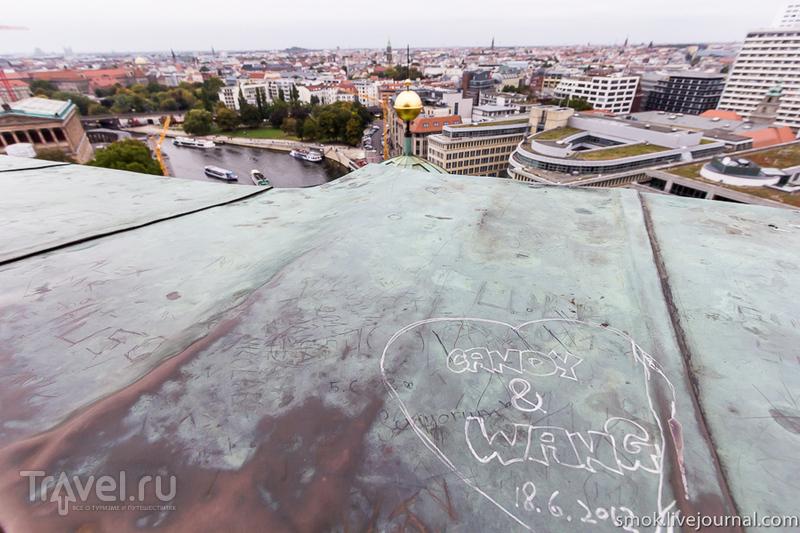 Берлин, немного открыточного / Фото из Германии