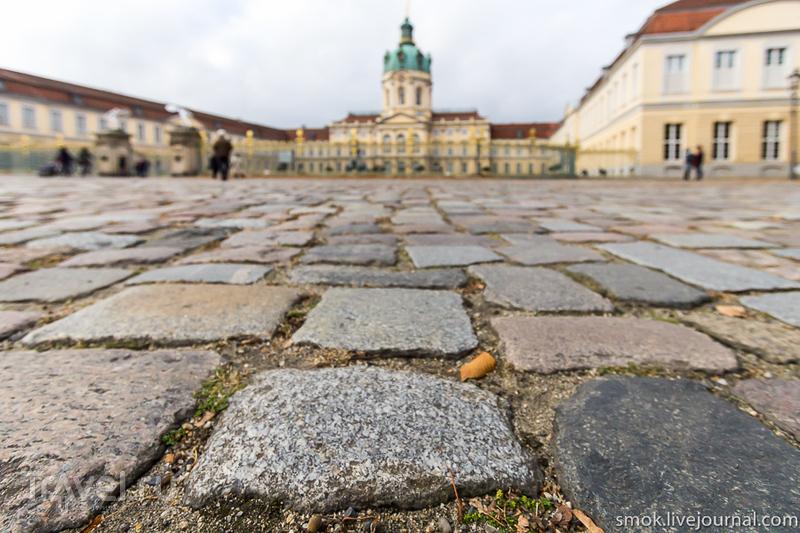 Дворец Шарлоттенбург в Берлине, Германия / Фото из Германии