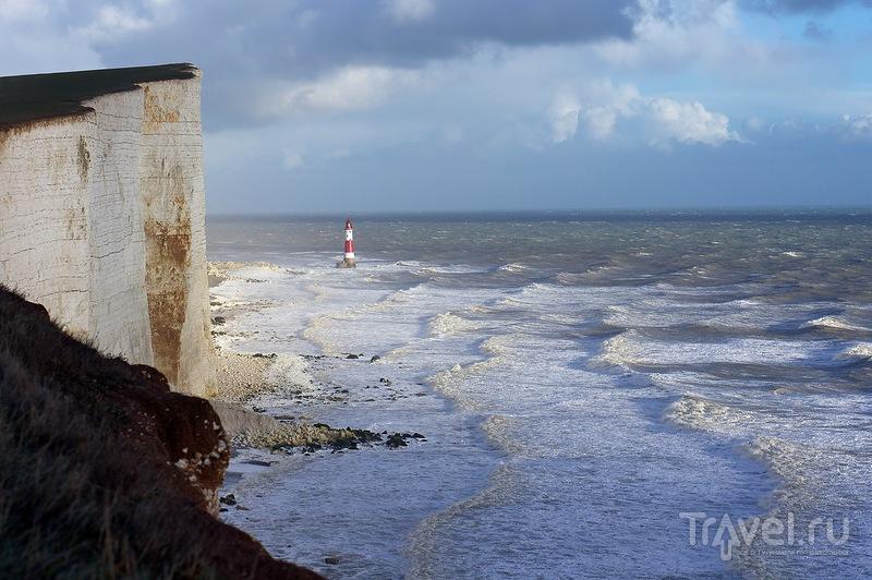 Мыс Бичи-Хед / Фото из Великобритании