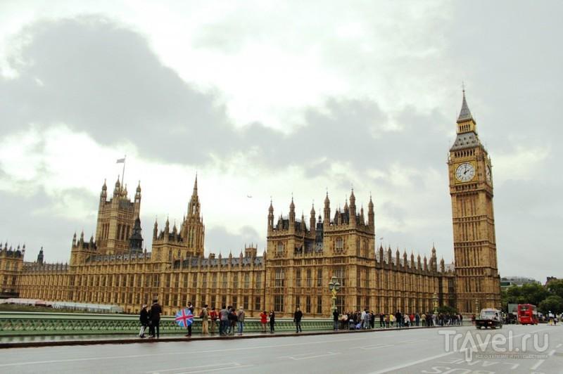 Лондон, общие впечатления / Великобритания