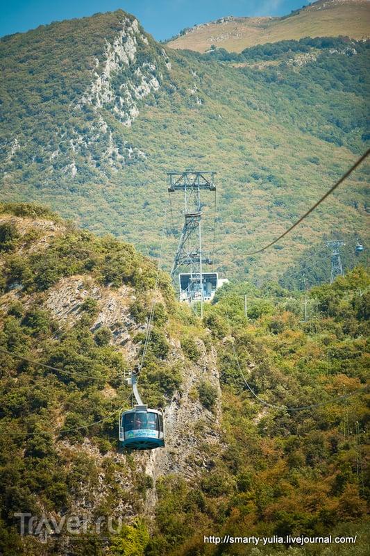 Мальчезине: подъём на гору Монте-Бальдо / Италия