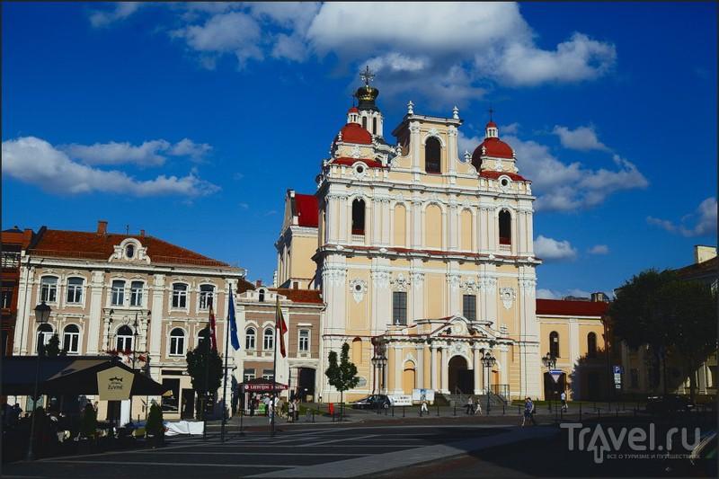 Вильнюс 2013 / Фото из Литвы