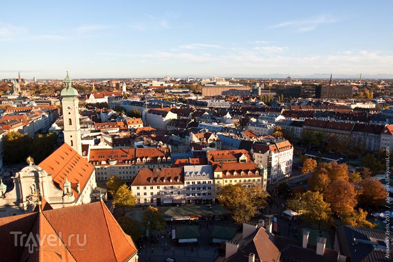 Октябрьское путешествие по Германии / Германия
