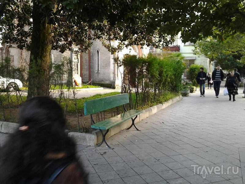 Батуми. Прогулка по улице Ленина / Грузия