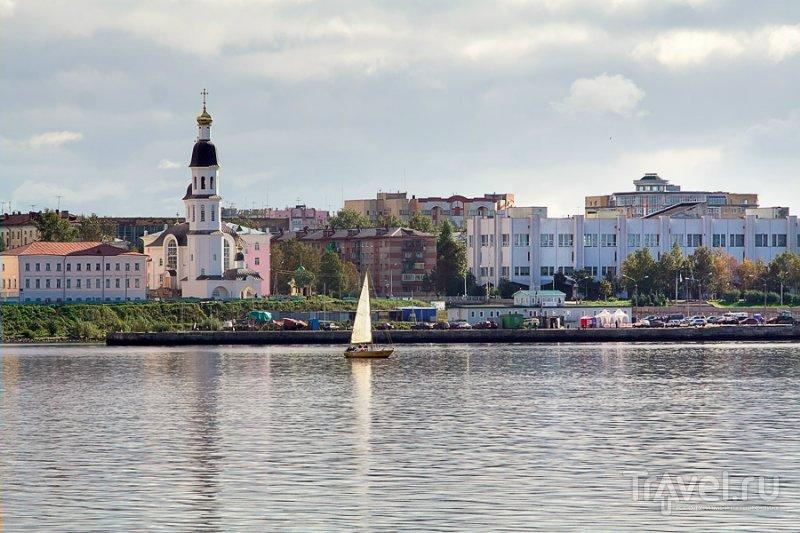 В городе Архангельск, Россия / Фото из России