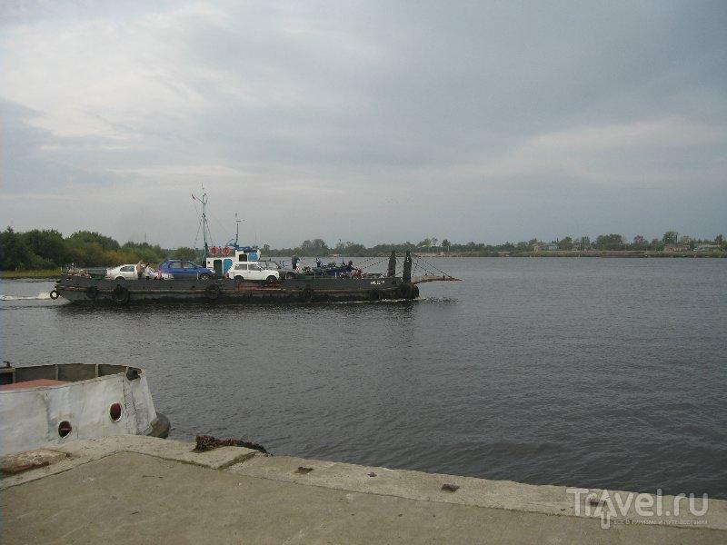 Новодвинская крепость / Фото из России