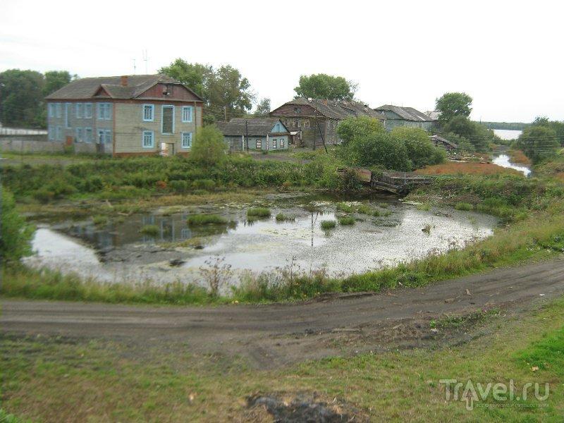 В поселке Конвейер, Россия / Фото из России