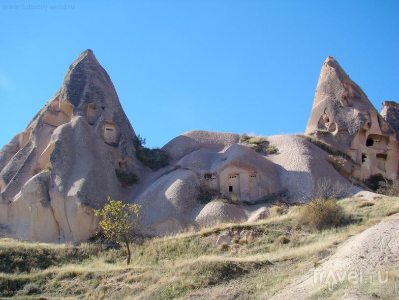 Каппадокия. Pigeon Valley - Долина Голубей / Турция