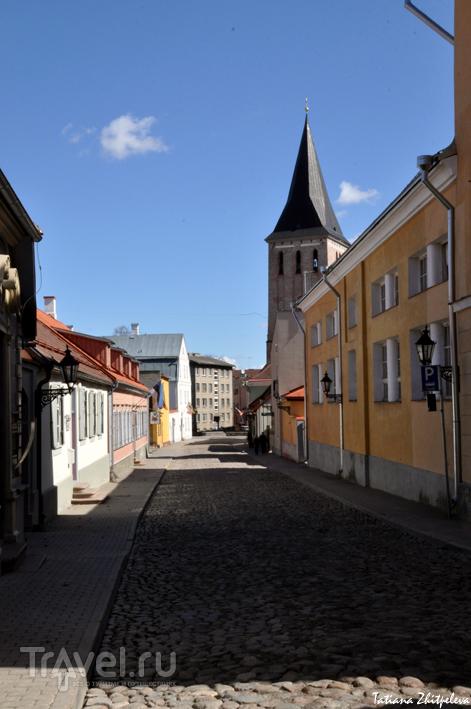 Вечно молодой Тарту / Эстония