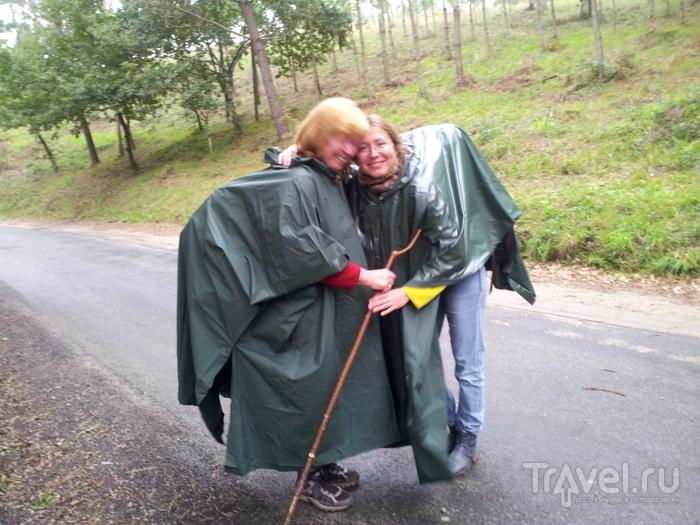 Путь Сантьяго: личный опыт и советы задумывающимся / Испания