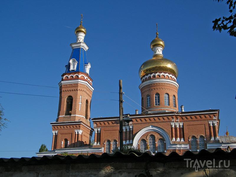 Покровский собор в Астрахани, Россия / Фото из России