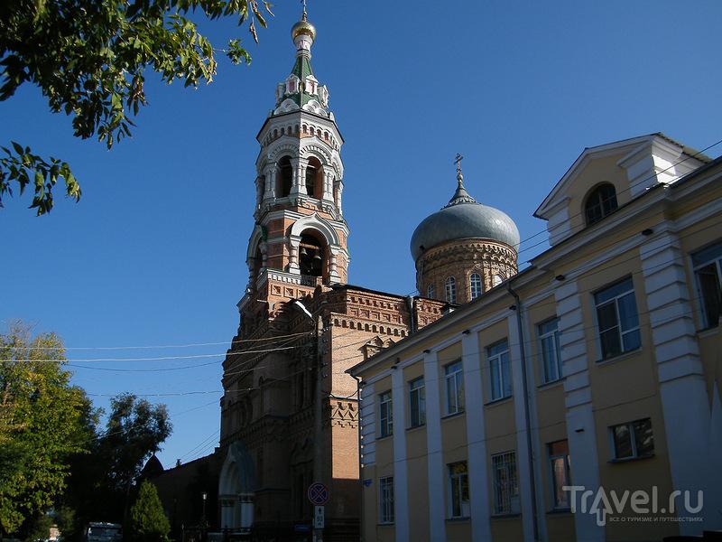Казанский храм в Астрахани, Россия / Фото из России