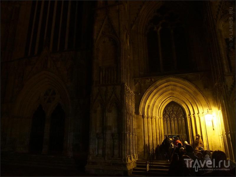 Йорк в Старом Свете / Великобритания