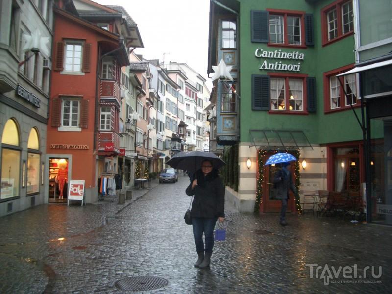 Гастрономический QuickStart в Цюрихе / Швейцария