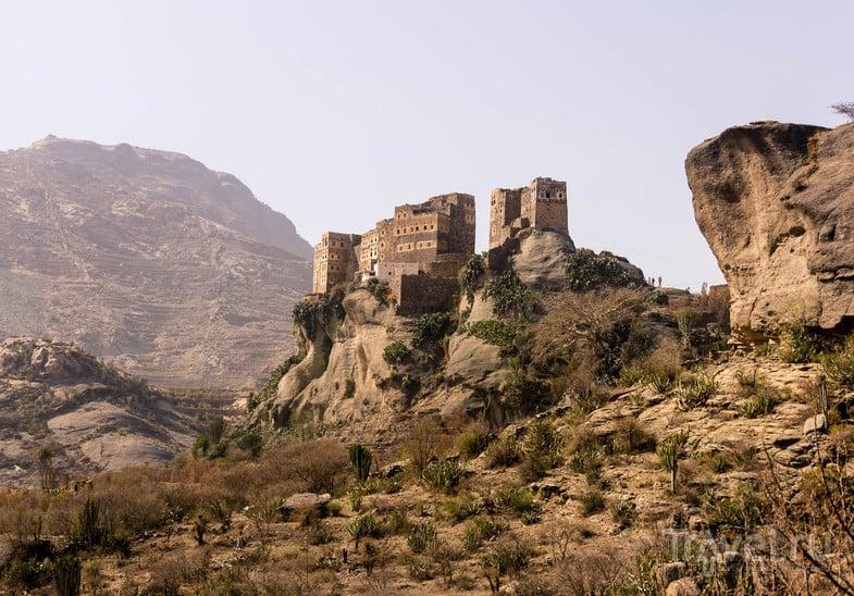 Йемен. Горы Хараз / Йемен