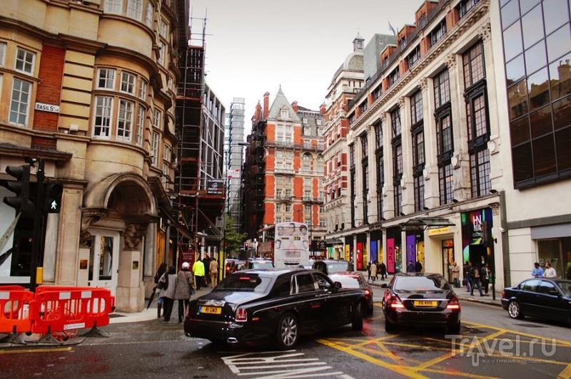 Лондон: мелочи, детали, наблюдения / Великобритания