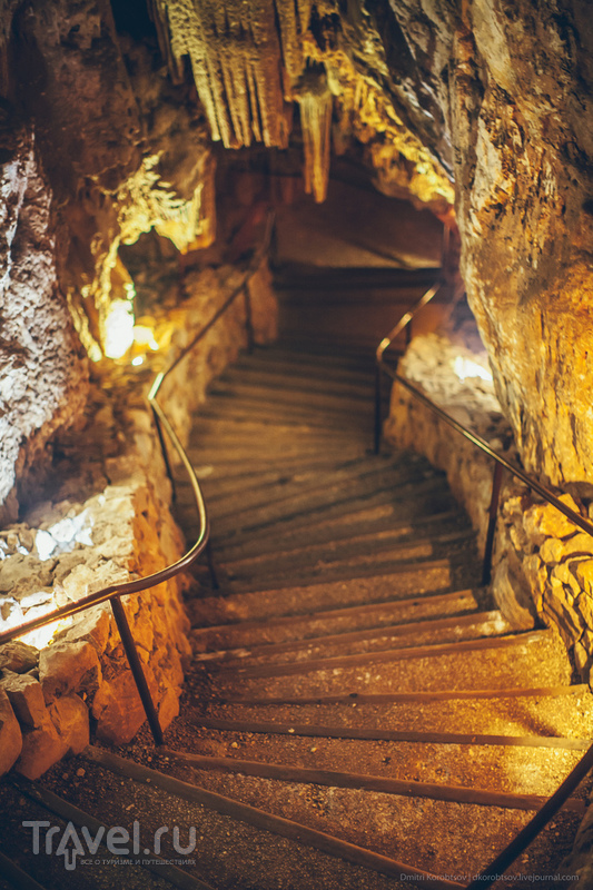 Пещера Баредине, Хорватия / Хорватия
