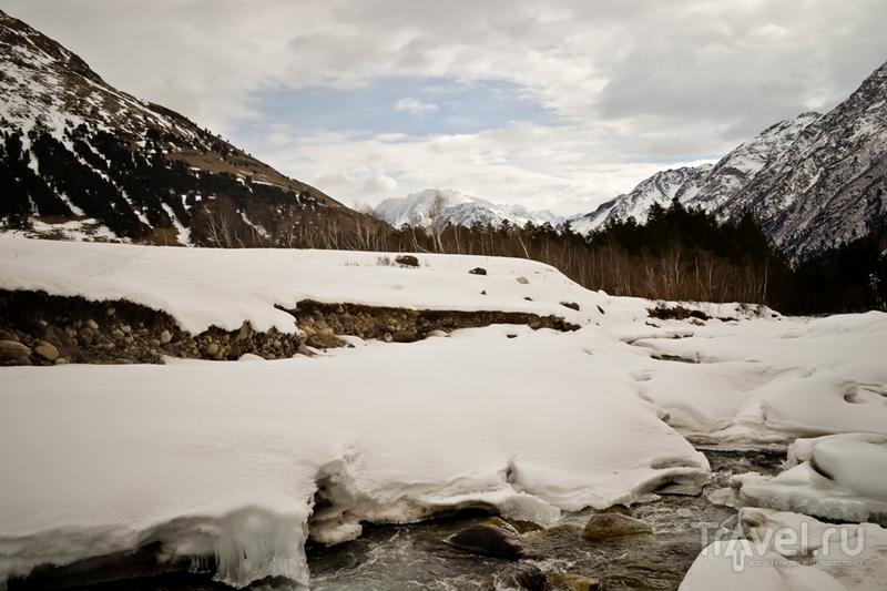 Чегет. Северная гора / Россия
