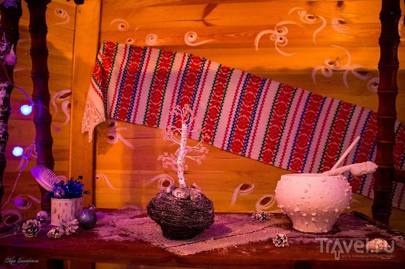 Беловежская пуща. В гостях у Деда Мороза / Белоруссия