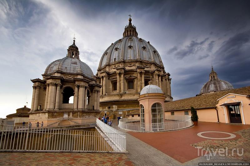 Собор Святого Петра в Ватикане / Фото из Италии