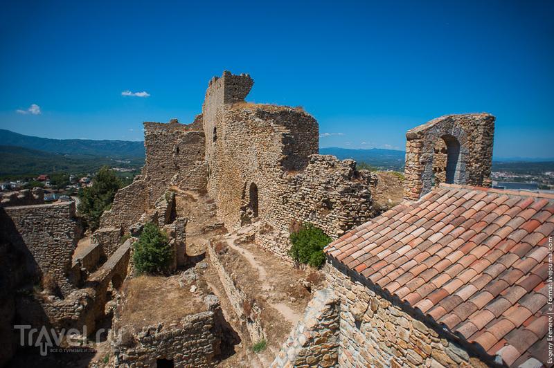 Замок Палафойс / Испания