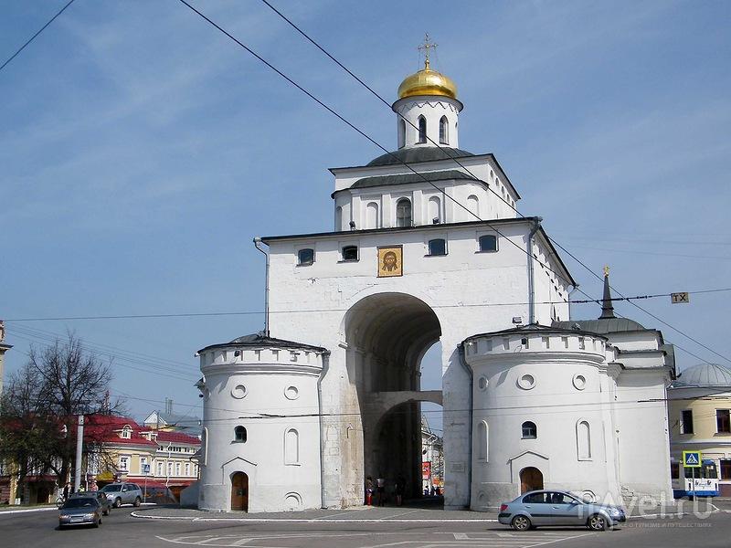 Золотые ворота во Владимире, Россия / Фото из России