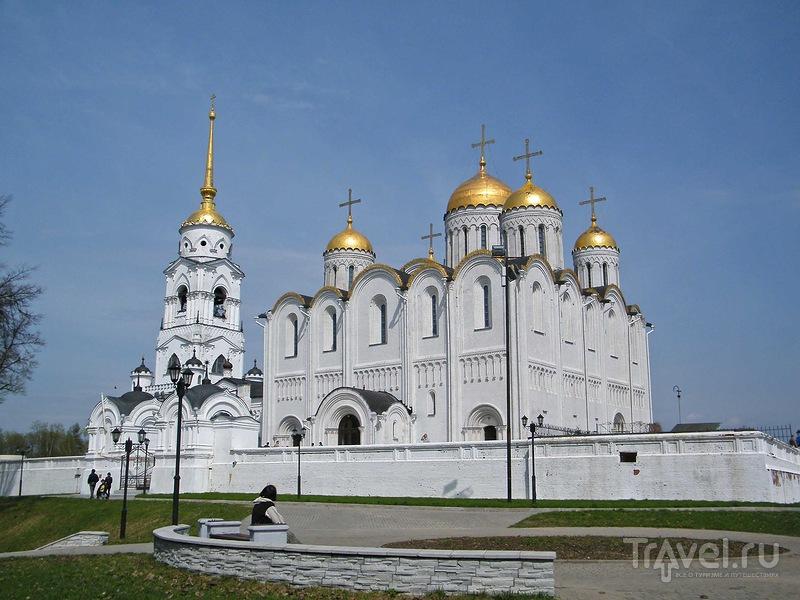 Успенский собор во Владимире, Россия / Фото из России