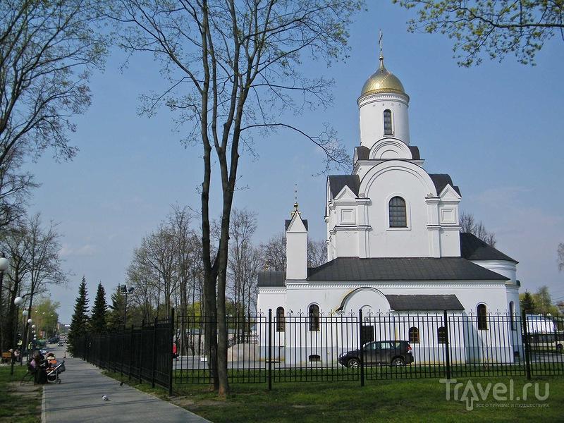 Казанская церковь во Владимире, Россия / Фото из России