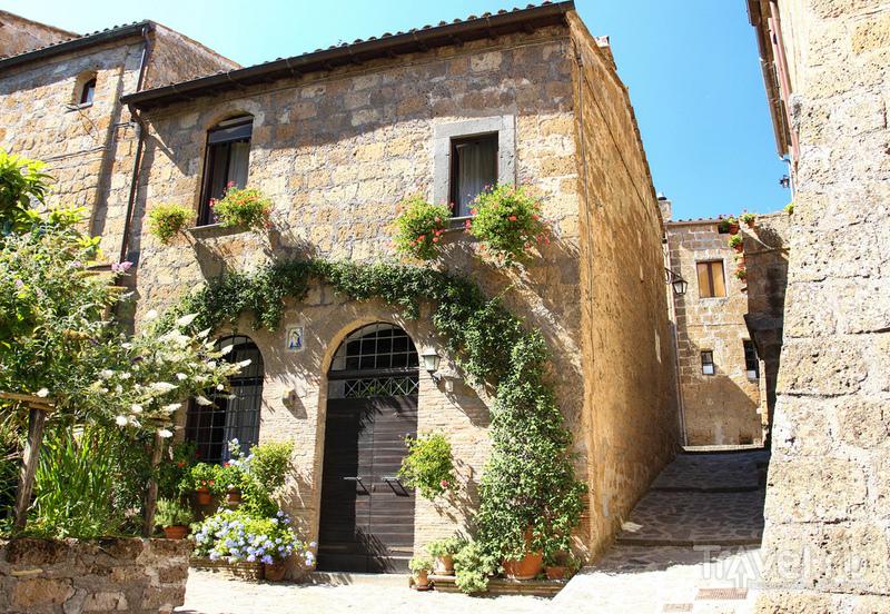 Чивита-ди-Баньореджо / Италия