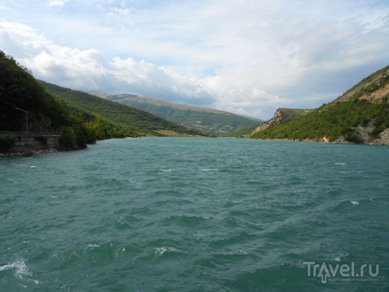 Озеро Фьястроне, Италия / Фото из Италии